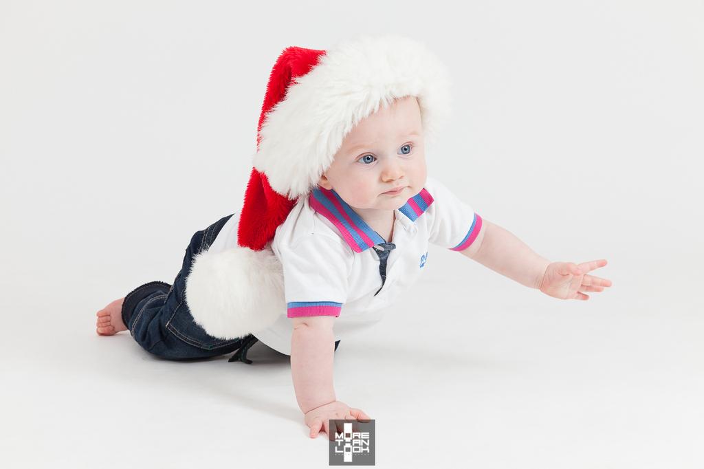 christmas photographer children baby cheshire northwich
