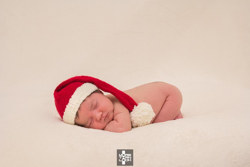 Christmas Newborn Baby Photography Cheshire